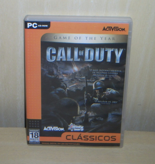 Call Of Duty 1 - Pc