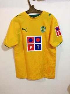 Camisa Sporting Lisboa Puma Tam P