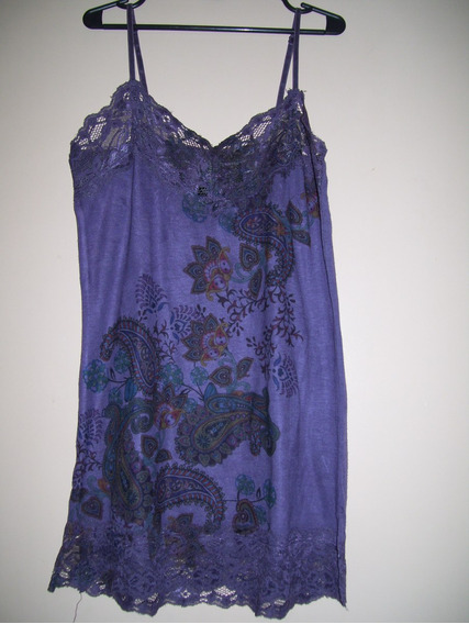 Musculosa Mujer Talle S Marca Weavers