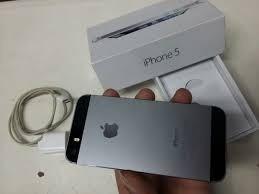 Celular - iPhone 5s Black - Perfeitas Condições