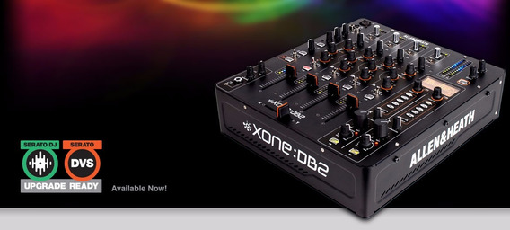 Allen&heath Xone:db2