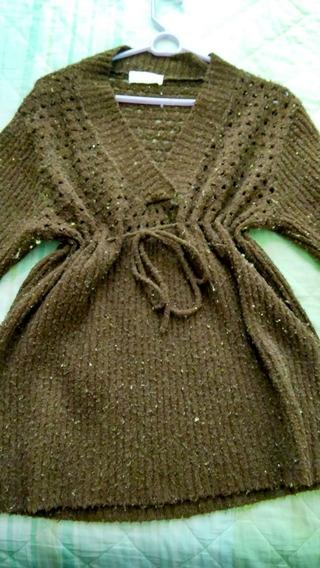 Sueter De Maternidad Talla Mediana Sweater Dama