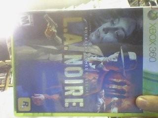 La Noire Xbox(3dvds)aceitrocas Por 2 Usados,temos+500titulos