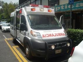 Ambulancia Promaster 2500 2018 Nueva
