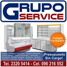 Reparación De Cocinas, Lavarropas, Heladeras, Etc