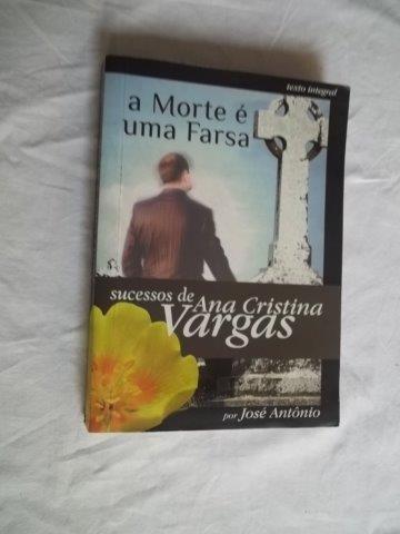 * Livro - A Morte É Uma Farça - Literatura Nacional