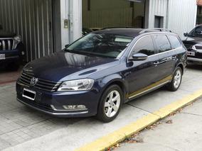 Volkswagen Passat Variant 2.0 Advance I 170cv /// 2012