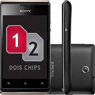 Sony Xperia E C1604 Dual Chip 3g Radio Fm +nota+garantia