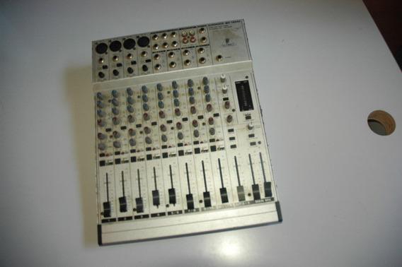 Behringer Eurorack Mixer Mx 1604a