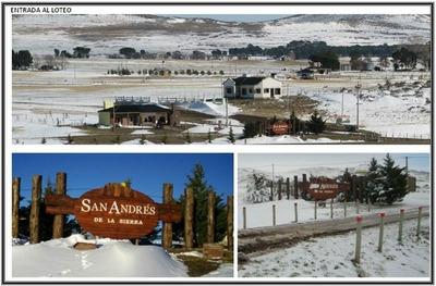 Sierra De La Ventana * San Andres De La Sierra