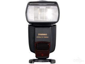 Flash Yongnuo Yn565ex Speedlite Para Nikon + Difusor Brinde