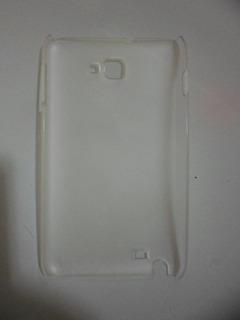 Capa Em Acrílico Para Samsung Galaxy Note -i9220/n7000