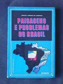Paisagens E Problemas Do Brasil Manuel De Andrade
