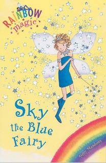 Sky The Blue Fairy De Scholastic Ideal Para Iniciar Inglés