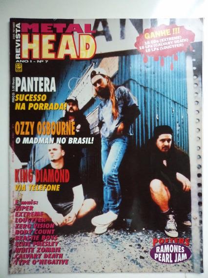 Revista Metal Head - N 7