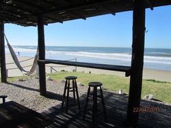Hermosa Casa Frente Al Mar. Balneario Hermenegildo