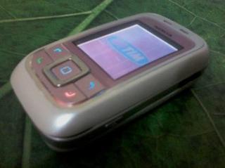 Nokia 6111 (original) Rosa Pink Slaide Lindo Estado De Novo