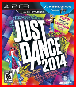 Just Dance 2014 Ps3 Psn Portugues Br - Promocao