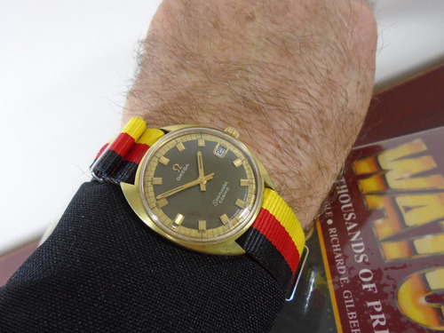 Relógio Omega Seamaster Cosmic 136016  Tool 105