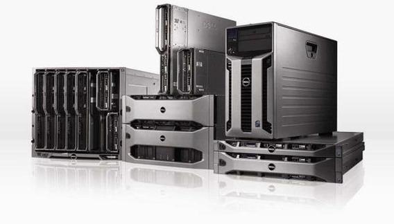 Conjunto De Servidores Dell R610, R410, T410