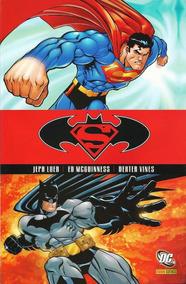 Superman & Batman: Inimigos Públicos - Panini (lacrado)