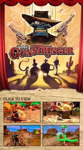 The Gunstringer - Requiere Sensor Kinect - Xbox 360