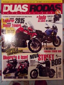 Revista Duas Rodas - 473 - Fevereiro 2015 - Frete Grátis