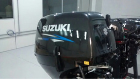 Motor De Popa Suzuki 40 Hp Lançamento 2016, Comando A Dist.