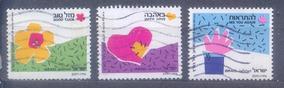 497 - Israel 1989 - Celebrações E Saudações Frete Grátis