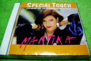 Eam Cd Martika Special Touch 1989 Cbs Toy Soldier En Japones