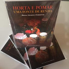 Livro - Horta E Pomar Uma Fonte De Renda