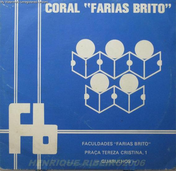 Coral Farias Brito Compacto Alegria Alegria A. Thomas Chebel