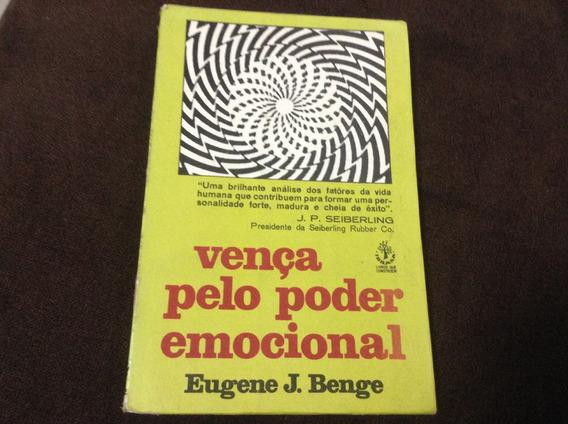 Livro Vença Pelo Poder Emocional - Eugene J. Benge