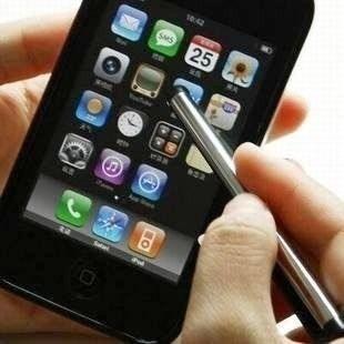 Caneta De Toque Touch Screen Tablet Celular
