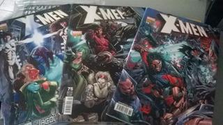 Hq Marvel X-men Da Panini - Diversos !!