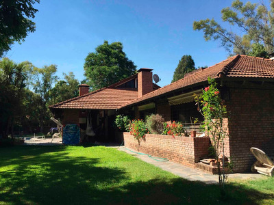 Excelente Casa Quinta En Tortuguitas