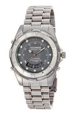 Relógio Technos Performance Skydive Masculino T20557/6c