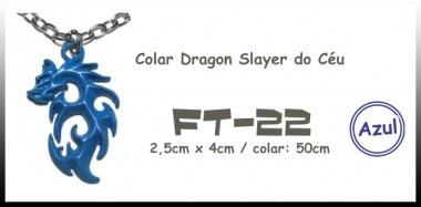 Colar Colar Dragon Slayer Do Céu