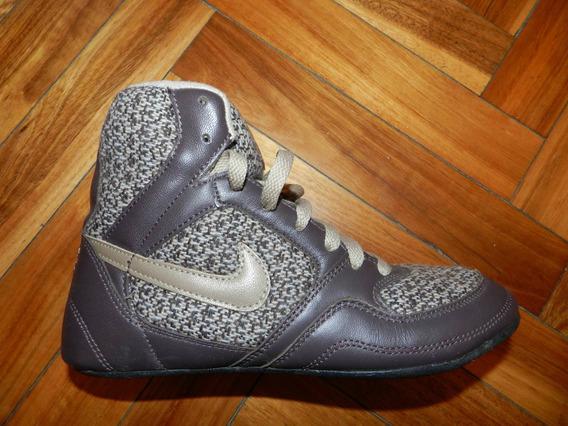 Zapatillas Nike - Talle 35 - Muy Poco Uso!
