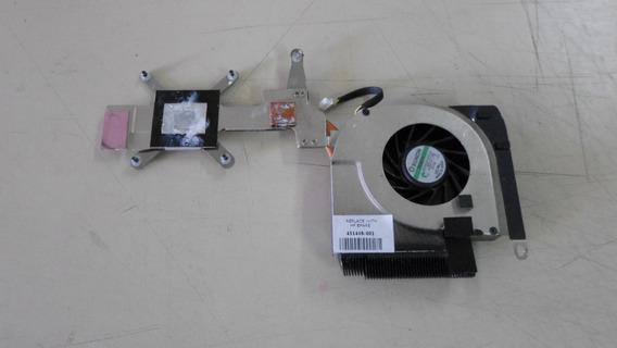 Cooler Completo Notebook Hp Pavilion Dv6000 Amd 431448-001