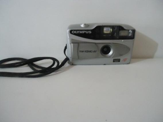 Maquina Fotográfica Olympus Trip Xb40 Funcionando E Inteira