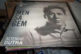 Lp Mensagem - Altemar Dutra / Mono - Ref 75