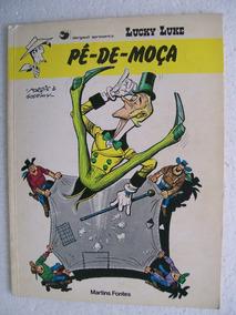 Lucky Luke - Pé-de-moça - Editora Martins Fontes - 1983