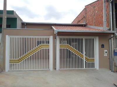 Casa Nova Em Indaiatuba Jd Paulista Ii