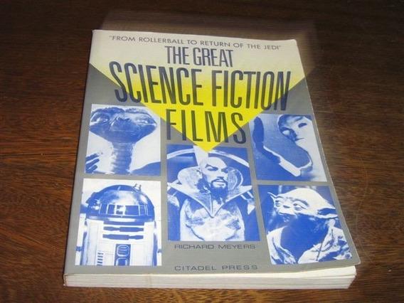 Livro Os Maiores Filmes De Ficção Científica Editora Citadel