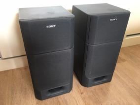 Caixas De Som Passivas Sony Ss-h3600 Em Excelente Estado