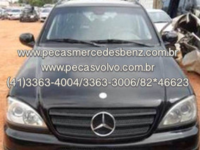 Sucata Mercedes Ml430 Ml320 Ml230 Peças