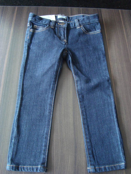 Calça Jeans Crewcuts Tam.3 Menina