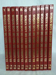 El Libro De Oro De Los Niños 12 Vols Bruguera Bgr1 Cdrom