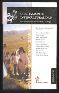 L0209. Cristianismo E Interculturidad, Valle Calchaquí